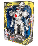 Large Remote Control Robot For Kids Shoots Missiles, Walks, Talks & Dances