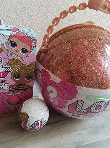 LOL Big Surprise Limited Edition, LOL Glitter 1 Ball plus LOL Game