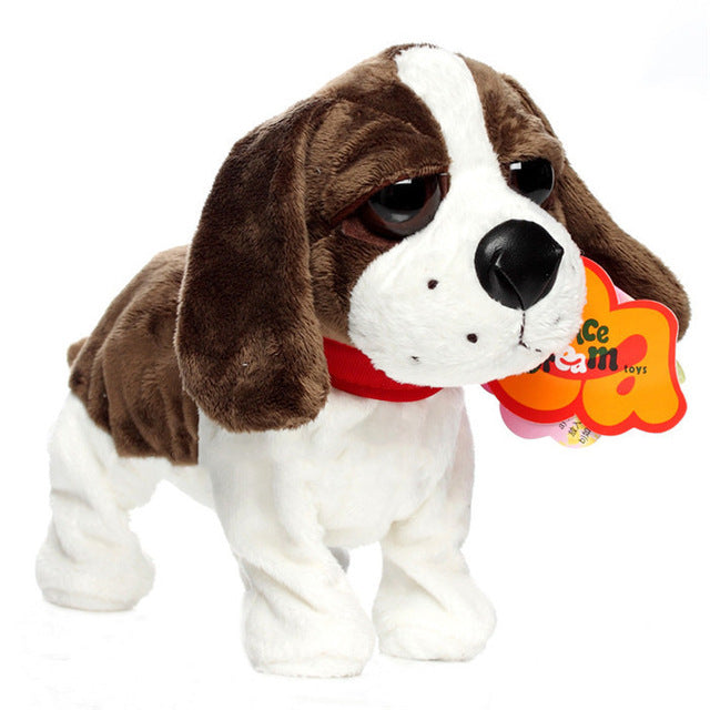 Electronic Dog Sound Control Interactive Robot