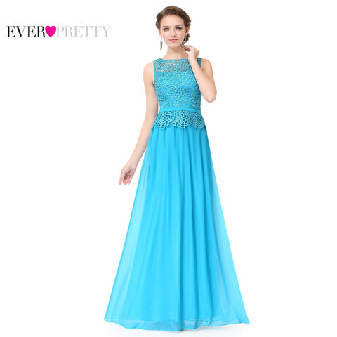A-line Plus Size Prom Dress Women's Elegant Prom Dresses