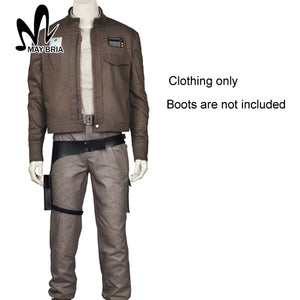 Cassian Andor  Rogue One A Star Wars Story cosplay superhero costume