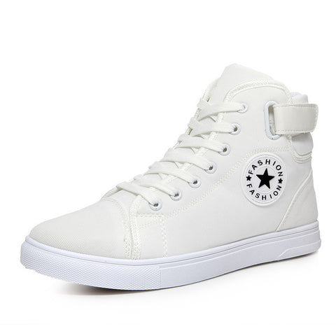 Lace High top Men's Shoe