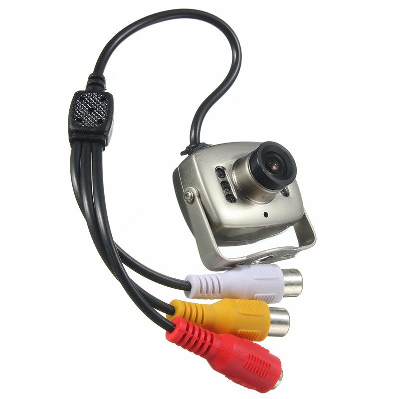 NEW Portable Wired Mini Video Color Security CCTV Surveillance Camera Camcorder