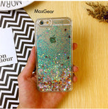 Liquid Glitter Mobile Phone Case For iphone