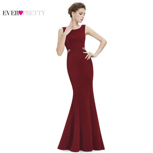 Mermaid Sleeveless Long Brides Mother Dresses For Weddings New arrive