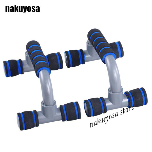 2Pcs/set push up bar Home Exercise Equipment Arms Handle Push Up Stands Fitness