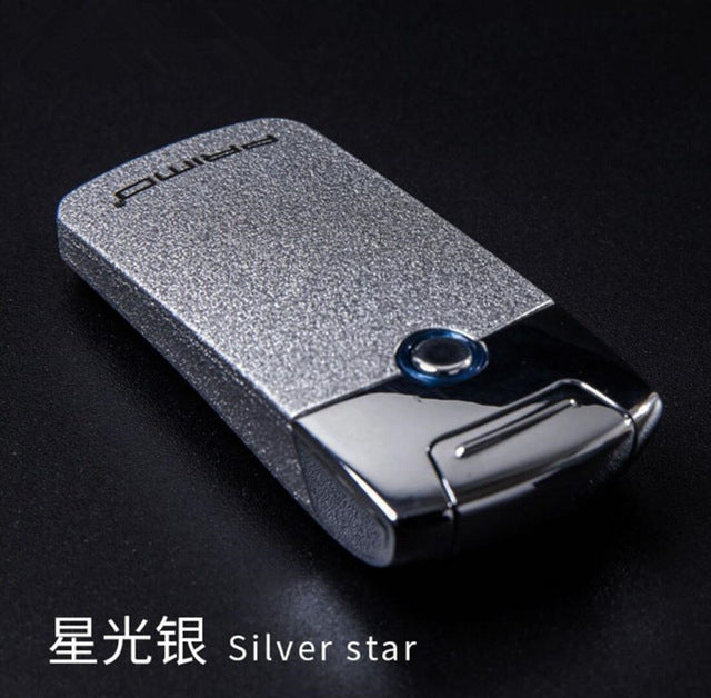 electronic cigarette lighters Novelty Electric Smoke cigarette lighter