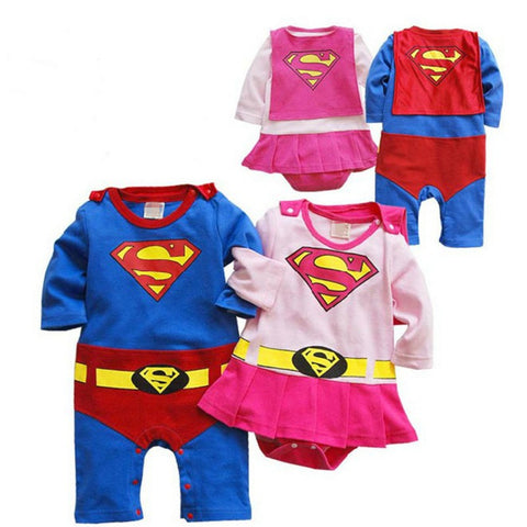 Kids , Babies  Superheroes Costumes