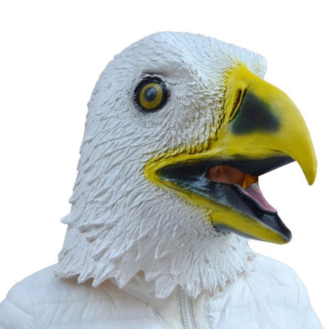 2016 Masquerade Masks Eagle Mask Latex Animal Costume