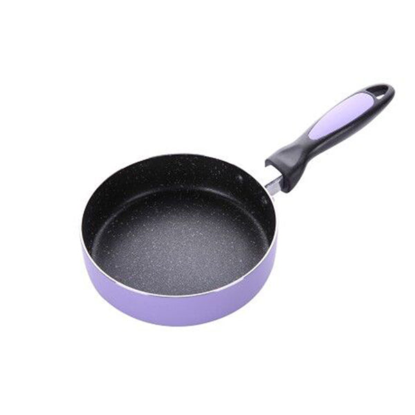Non-stick Safe 16cm 18cm 20cm Copper Frying Pan with Ceramic Coating
