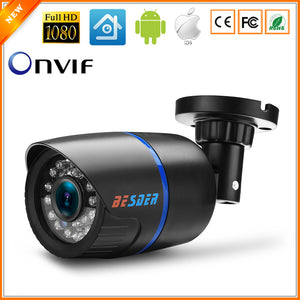 Motion Detection Surveillance IP Camera 1080P