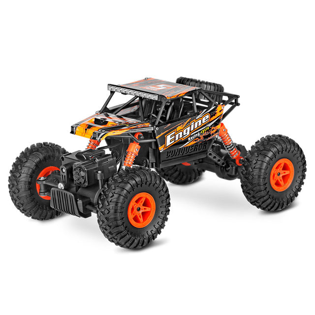 4WD Electric Climbing Monster RC Car Big Foot Crawler