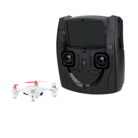 Hubsan X4 H107D RC Mini FPV Quadcopter 5.8G RTF 6-axis System Drone with Camera LCD Transmitter