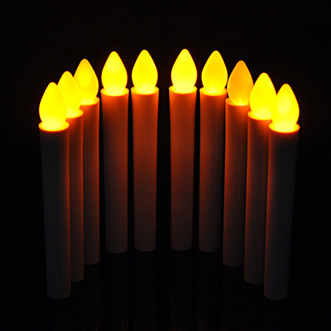 Smokeless Flameless AAA LED Electronic Candles
