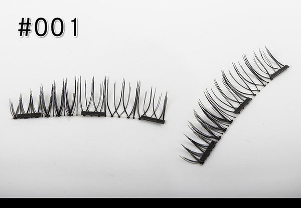 3D Magnetic Eyelashes Magnet Magnetic Lashes Magnetic False Eyelashes