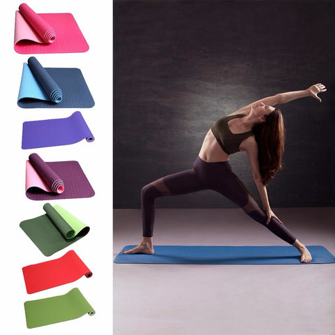 Yoga Soft Fitness Exercise Mats