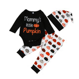 0-24 Months Halloween Newborn Kids Baby Girls Boys