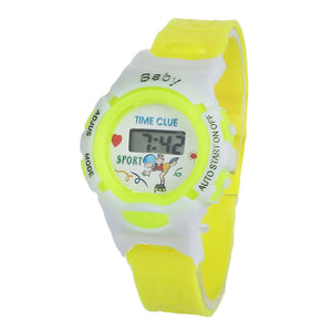 Boys Girls Students Time Electronic Digital Wrist Sport Watch