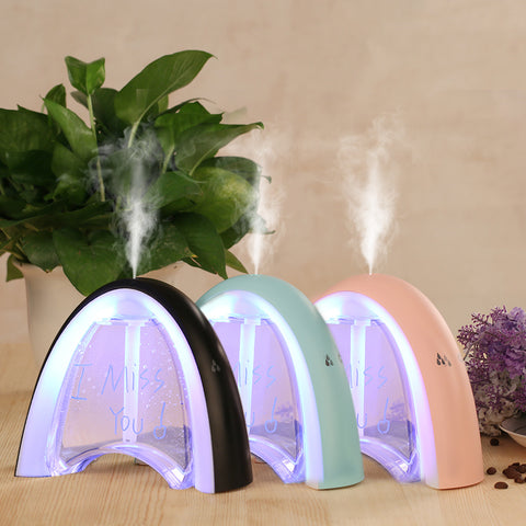 Essential Oil Aroma Diffuser Colorful LED Portable Air Humidifier Aromatherapy