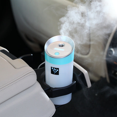Car Aroma  Ultrasonic Mist Make Oil Diffuser Aromatherapy