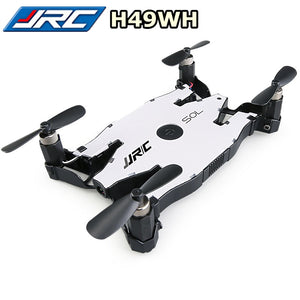 JJRC H49 H49WH SOL Selfie Drone mini Dron RC Drones with Camera HD FPV Quadcopter Dron RC Helicopter Air Pressure VS H37 H47 e56