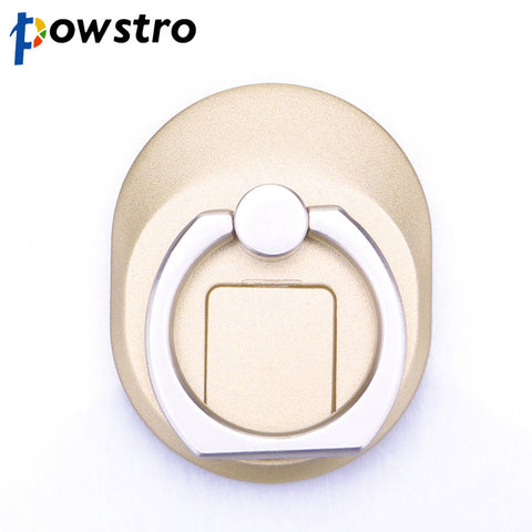 POWSTRO 2 in 1 Phone Finger Rring Holder with SIM Card Slot and Pin Universal 360 Rotatable Smartphone Stander for Cellphone Pad