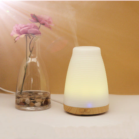colorful Light electric Essential Oil Aroma Diffuser  Portable