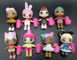 1pcs Randomly send 9cm full of opp packaging LOL doll toys, children's doll gifts