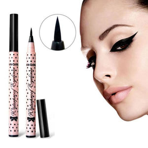 Eyeliner Pen Makeup Cosmetic Black Pink Liquid Eye Liner Pencil Make Up Tool