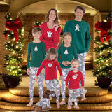 2018 Costumes For Family Matching Outfits Christmas Pajamas Hot Sale Dad Mom Kid