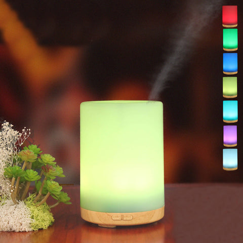 Aromatherapy Light Changing Color Mist Maker for home
