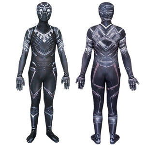 Black PantherSuperhero Bodysuit Suit Jumpsuits