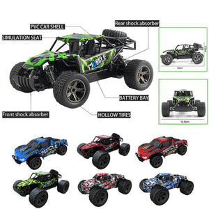 1:20 2WD High Speed RC Racing Car 4WD Remote Control Truck Off-Road Buggy Toys Y1110