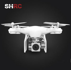 SH5HD Altitude Hold Drone Servo Electrically Adjustable 200W / 1080P Camera FPV Wifi RC Copter Photography Unmanned Airplane