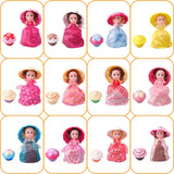 Surprise Cupcake Princess Doll Deformable Dolls Girl Beautiful Cute Toy Birthday Present Mini Cake Doll Toys for Kids Boneca