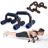 Fitness PushUp Stands I-Shaped Bars Sport Gym