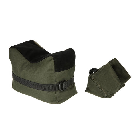 Front & Rear Shooting Bench Rest Bags Rest Range Target Bench