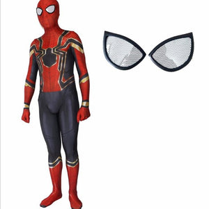 Spiderman Costume Spider Man Superhero Bodysuit Suit Jumpsuits
