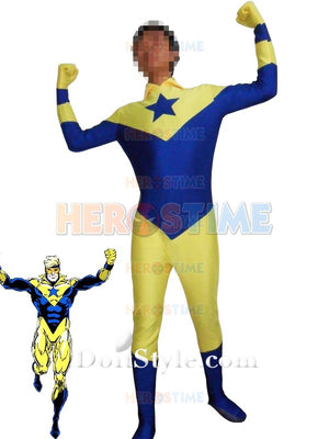 Booster Gold Superhero  spandex male