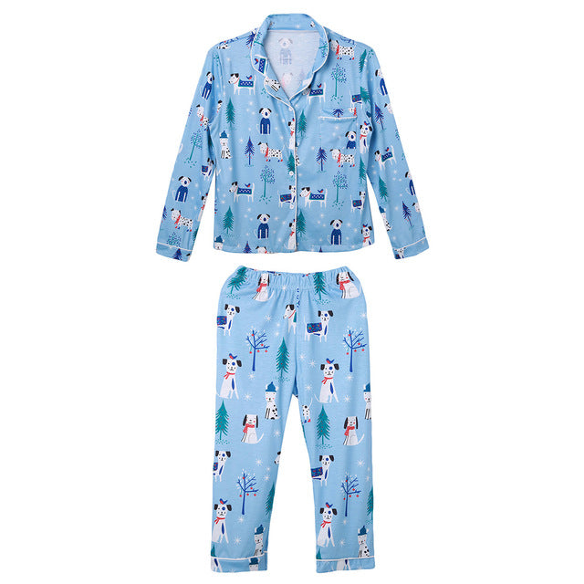 2017 Christmas Snowman   Pajamas Family Matching Clothes Sets Winter Mother Father Daughter Son