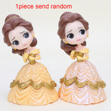 14cm Cartoon Princess doll figure Snow white