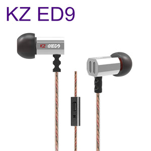 -Ear Bass Stereo Earbuds Music Mini Headset with Microphone for Cell Phone