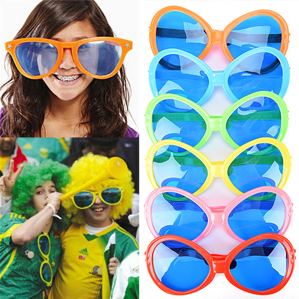 1Pc  Joke Sunglasses Ridiculous Club Party Dress Funny Photobooth Props