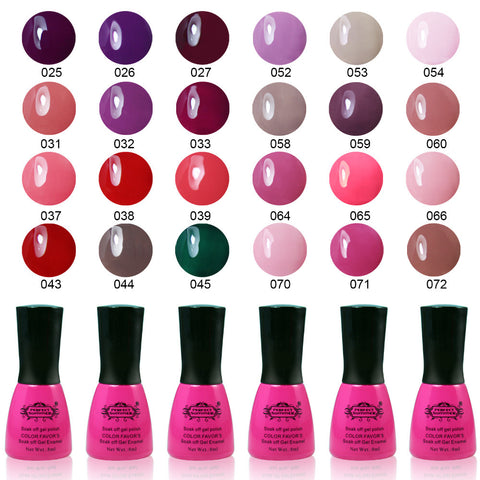 Perfect Summer Gel UV Nail Polish