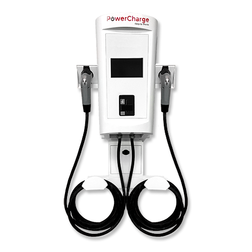 Commercial Networked Charging Stations