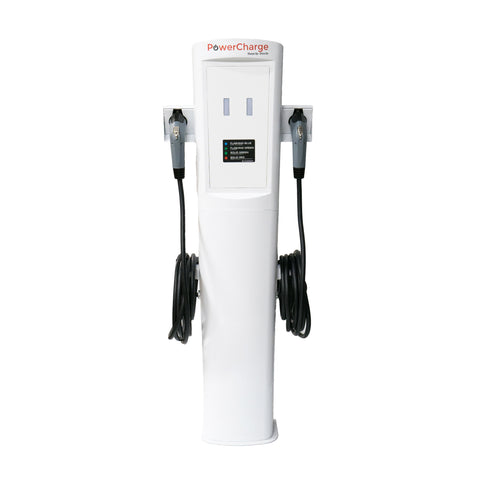 PowerCharge's New Pro Series Commercial Charging Stations