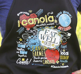 Canola Eat Well Apron
