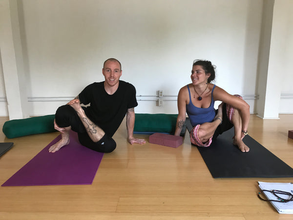 Foundations in Ashtanga and The Rocket System