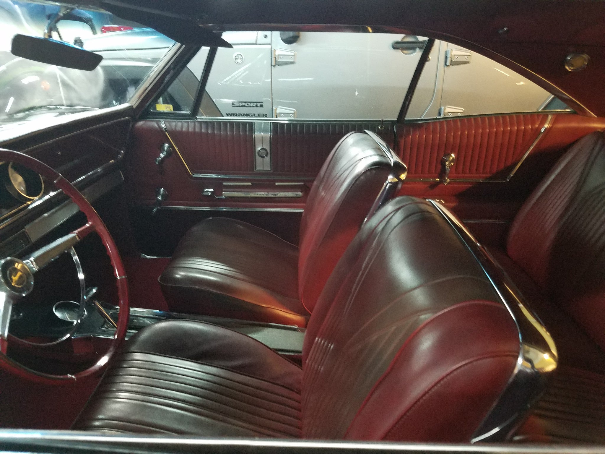 SOLD.    1965 Impala Coupe SS