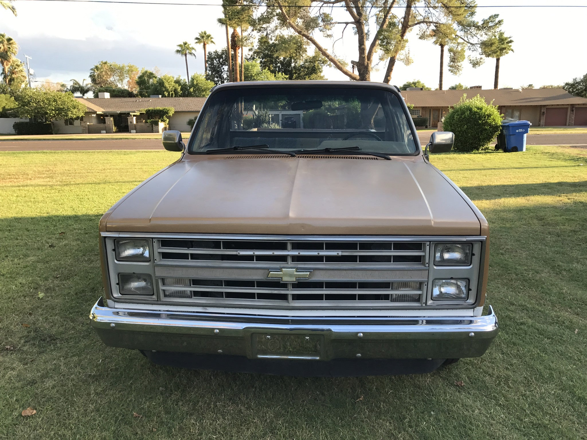 Sold 1986 Chevrolet Silverado Pickup